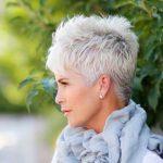 2017 Besten Kurze Haarschnitte für Ältere Frauen // #2017 #ältere
