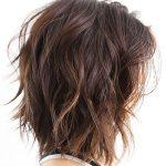 25+ Kurze Haarschnitte für dickes welliges Haar » Frisuren 2019 Neue