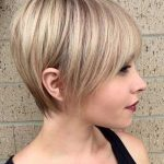 Neueste kurze Frisuren mit feinem Haar » Frisuren 2019 Neue Frisuren