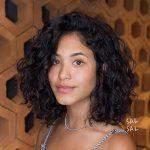 22 mittlere kurze lockige Haarschnitte | Beauty Frisuren