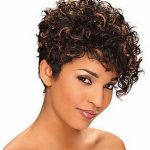 5 süße schwarze kurze lockige Frisuren – Frisuren Hoster