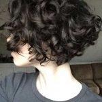 Kurze Lockige Frisur