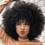 Afro lockige synthetische spitzefrontseitenperücke kurze afro verlieren  synthetische perücke mode frisur simulation menschliches haar natürliche  schwarze 1B