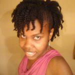 Schöne Afroamerikaner-kurze natürliche Frisuren #schwarzefrauen  #frisurenfür #lockige #frisurenfrauen #schwarzehaare