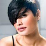 Schwarze Frisur Ideen für kurze Haare 2016