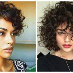 Kurze lockige Frisuren 2019: stilvolle Frisuren und Trends für kurze  lockige Haare