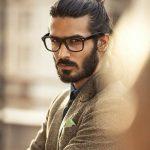 Coole lange Frisur für Männer