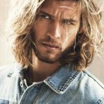15+ Männer lange Frisuren | Yummy | Long hair styles, Wavy hair men