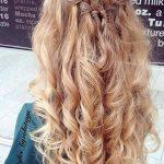 #frisuren 29 lange lockige Prom Frisuren #Lange Frisuren