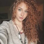 Ziemlich lange lockige Frisuren für stilvollen Look