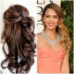 Kurzhaarfrisuren Lockiges Haar -of- Hochsteckfrisuren Elegant Jennifer  Lopez Peinado Genial Frisuren