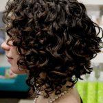 Verschiedene Längen der Bob Frisuren für Lockiges Haar // #Frisuren #für  #Haar #Langen #Lockiges #Verschiedene