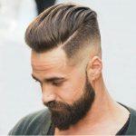Sidecut Männer Frisur ist heutzutage angesagt!