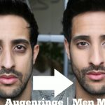 EASY MALE MAKE UP - COVER UP Dark Circles | Sami Slimani