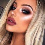Schöne Augen Make-up HD-Bilder Smokey Eye Makeup Tutorial für Anfänger  #eyemake