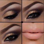 Top 10 Farben für braune Augen Make-up