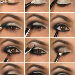Makeup Smokey Eyes für braune Augen | Mode (Diy Maquillaje)