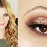 Braune Augen Schminken | Make up für Braune Augen