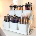 Makeup Brush Storage, Bathroom Makeup Storage, Makeup Vanity Organization,  Bedroom Organization, Makeup