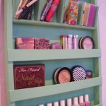 Wooden Makeup Organizer | Organize Your Makeup With These 17 Cool DIY  Organizer. From Repurposed