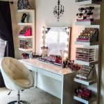 Home Creatives, Enormous 19 Best Makeup Vanity Ideas And Designs For 2018  Inside Enormous Modern