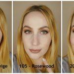 MAKE UP FOR EVER artist liquid matte lipstick 101 cream beige 105 rosewood  203 cool pink