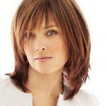 Eine abwechslungsreiche Mischung mittellanger Frisuren(12 Stück), die Du  nicht verpassen solltest. - Neue Frisur