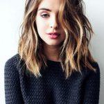 Neue Frisurideen für mittellanges Haar frisuren