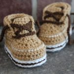 2015 Fashion Handmade Crochet Baby First Walk Shoes Crochet Pattern
