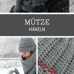 Häkelanleitung: Mütze häkeln mit großer Bommel / crocheting tutorial for a  beanie with xxl pompom via Traveller Location