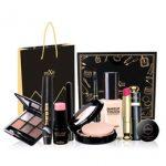 lippenstift nacktes make-up Rabatt Wholesale-9Pcs / lot Professionelle  Marke Make-Up
