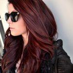 Bei Pinterest habe ich vor kurzem eine Haarfarbe gesehen, die es mir  irgendwie angetan hat: