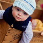 Entzückende Neugeborene häkeln   Hüte