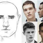 Die perfekte Frisur für einen Mann je nach seinem Gesichtsform