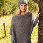 Magdalena Neuner Crochet Poncho Patterns, Crochet Pullover Pattern, Knitted  Poncho, Crochet Shawls And