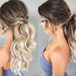 23 prom Frisuren für langes Haar