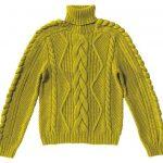 Verschiedene Arten von   Pullover-Mustern, aus denen jeder wählen kann