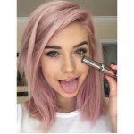 Pastellfarbe rosa - (Haarfarbe, rosa, Pastellfarben)