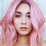Beste Rosa Haarfarbe Ideen