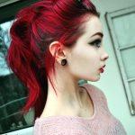 Welche rote Haarfarbe ist das?   Hair   Pinterest   Haarfarbe rot