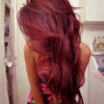 rote haare   Tumblr   haarfarben extrem   Pinterest   Color de pelo