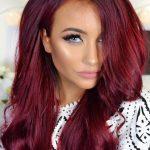 Spektakuläre rote Haar Trends