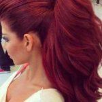 25 Beste rote Haarfarbe - Haarfarben, Trend Haarfarben