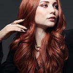 Lange Rote Haare