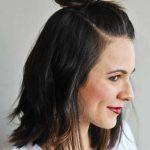 #Neueste Frisuren 2018 Haare für schulterlanges Haar #Haare #für # schulterlanges #Haar