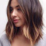 Frisuren für über schulterlanges Haar frisuren