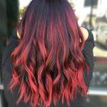 10 mittelgroße Frisuren für dickes Haar in super sexy Farben