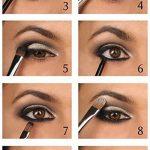 Silver Smokey Eye Makeup Tutorial