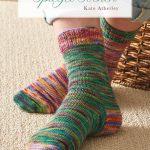 Eine einfache Möglichkeit, mit   Stricken Socken Wärme zu spüren