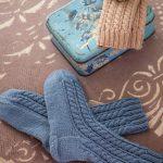 Warme Woll-Socken stricken   Wunderweib